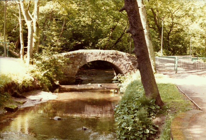 Law Mill bridge