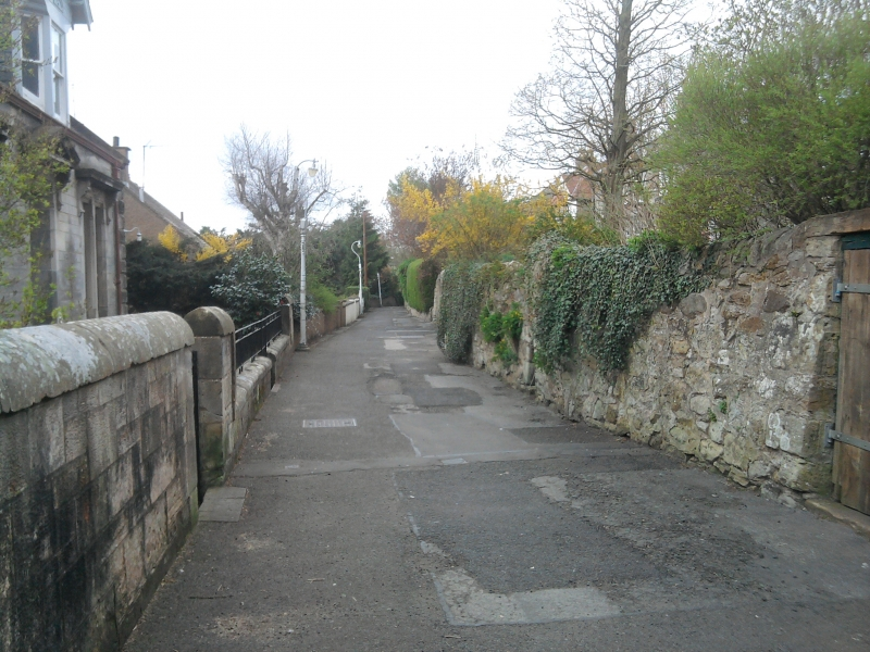 Lade Braes near Loudens Close