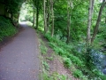 Lade Braes at New Mill