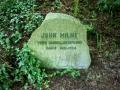 John Milne memorial