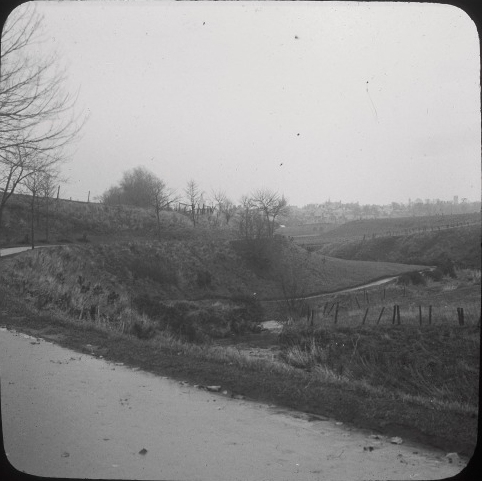 Lade Braes at Butter-Bur point (1908)