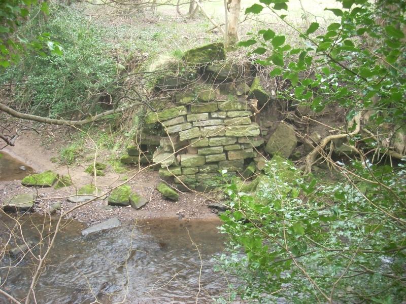 New Mill dam