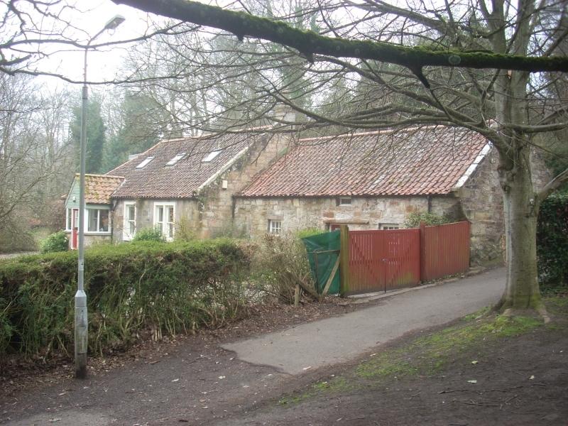 Plash Mill cottage
