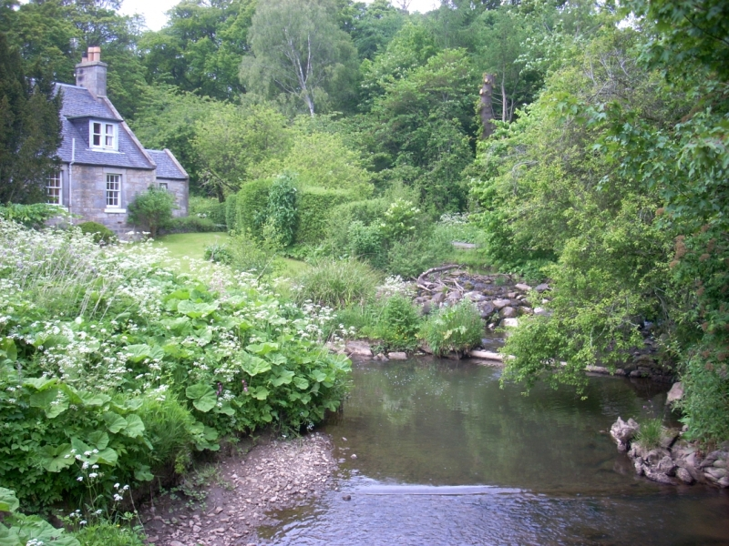Law Mill cottage